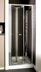 Daryl Aroco Bi Fold Shower Door Uk Bathrooms