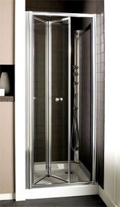 Daryl Aroco Bi Fold Shower Door Uk Bathrooms