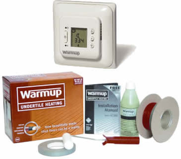 warmup underfloor heating instructions