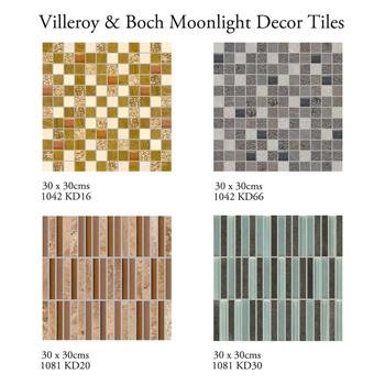 Bathroom Tiles Villeroy Boch villeroy & boch designer tiles - uk bathrooms