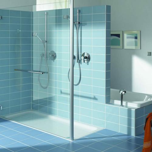 Kaldewei Duschplan Steel Shower tray