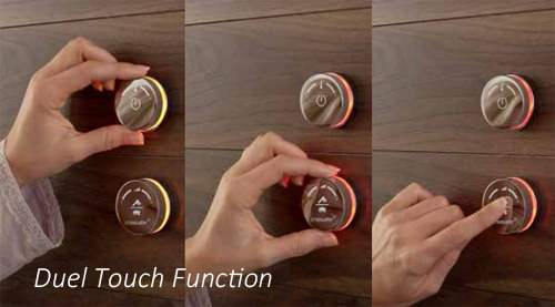 Duel Touch Function