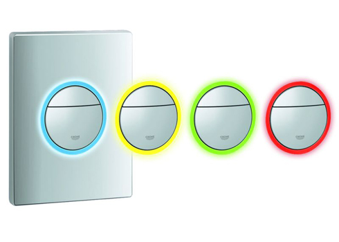 Grohe Nova LED Dual Flush Button