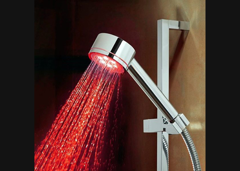Roper Rhodes LED Single Function Shower Handset