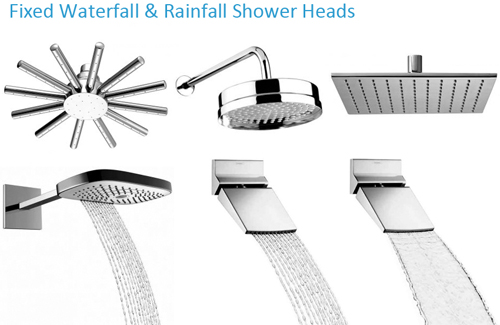 Shower heads 1