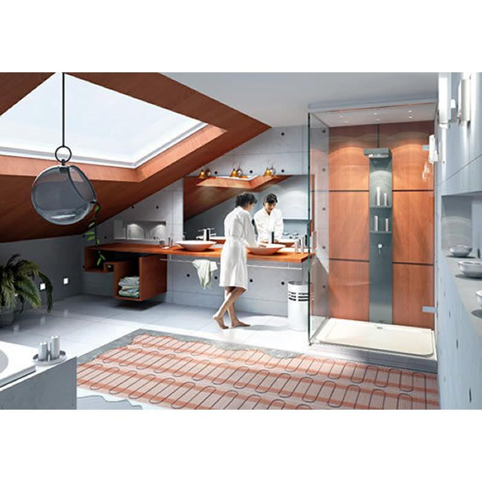 Bathroom Heating Solutions - UK Bathrooms