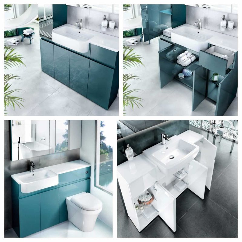 aqua cabinets a new and exciting range of bespoke bathroom furniture