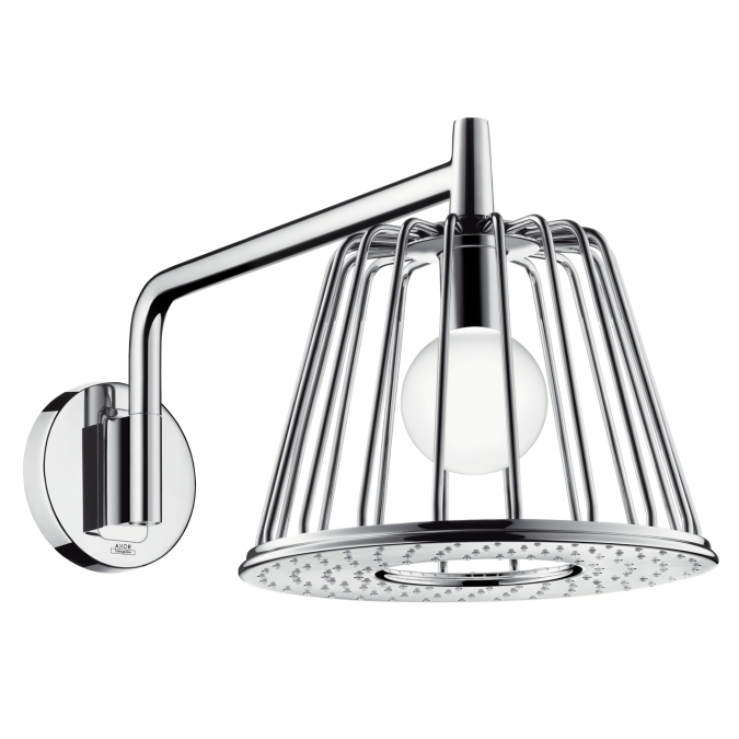 lamp showerhead