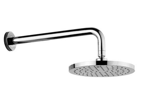 Crosswater Solo Fixed Shower Head 200mm