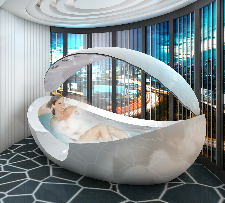 The Ultimate Bathroom of the Future - UK Bathrooms
