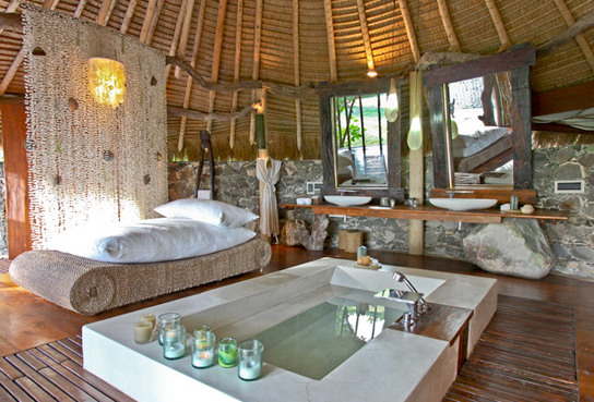 William and Kate's honeymoon suite