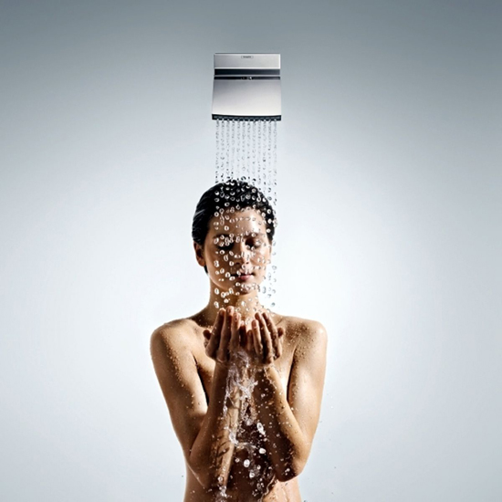 Hansgrohe Raindance Rainfall 150 Stream Shower Head
