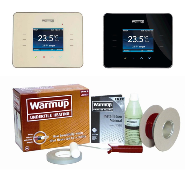 Warmup Underfloor Heating Kit