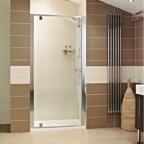 Roman Lumin8 Pivot Shower Door