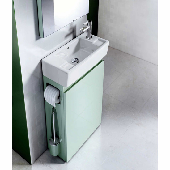 Aqua Cabinets All In One Cloakroom Solution