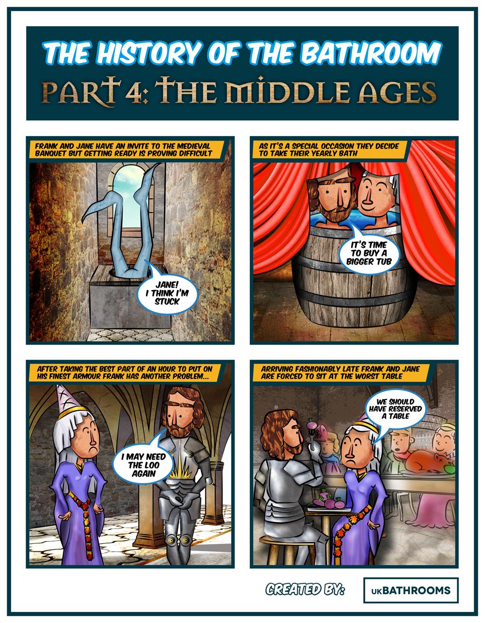medieval comic