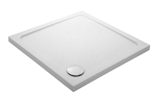 JT40 Fusion Low Profile Rectangular Shower Tray