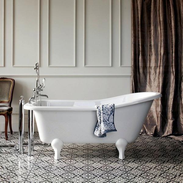Burlington Buckingham Slipper Bath