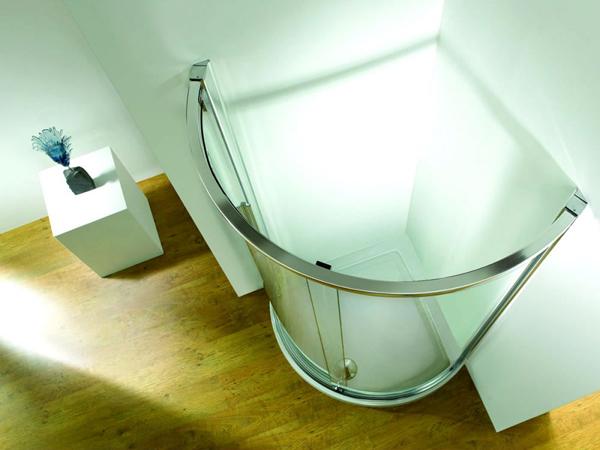 Kudos Original Curved Sliding Shower Enclosure