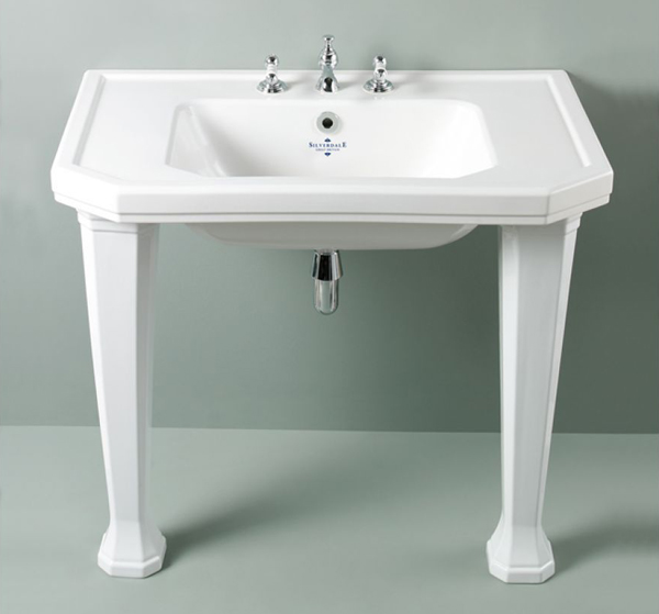 Silverdale Empire Traditional 920mm Winged Basin
