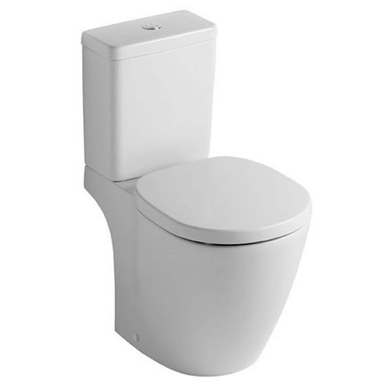 Ideal Standard Concept Cube Close Coupled WC Suite
