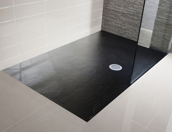 Innovative coloured shower trays are this year\'s fashion trend ...