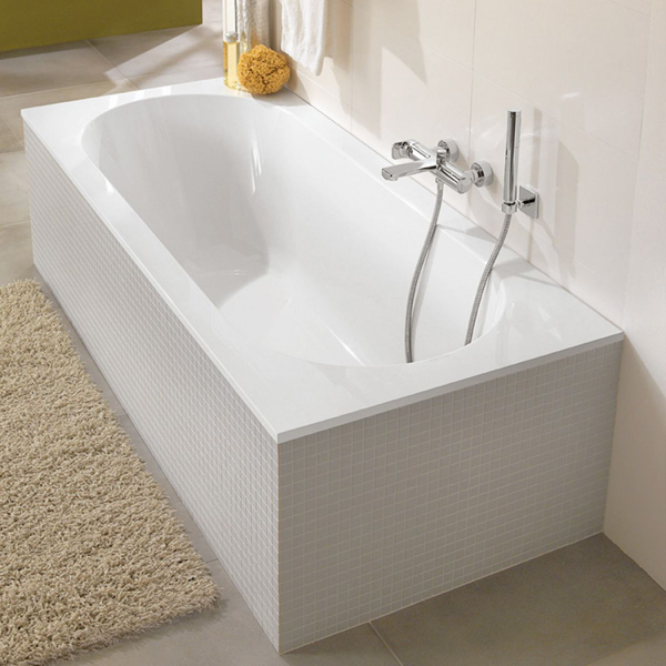 Contemporary Bathroom Design With Villeroy Amp Boch Uk