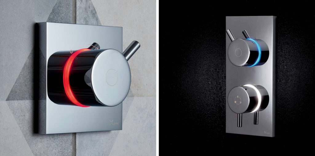 Crosswater Digital Kai Lever Shower Kits
