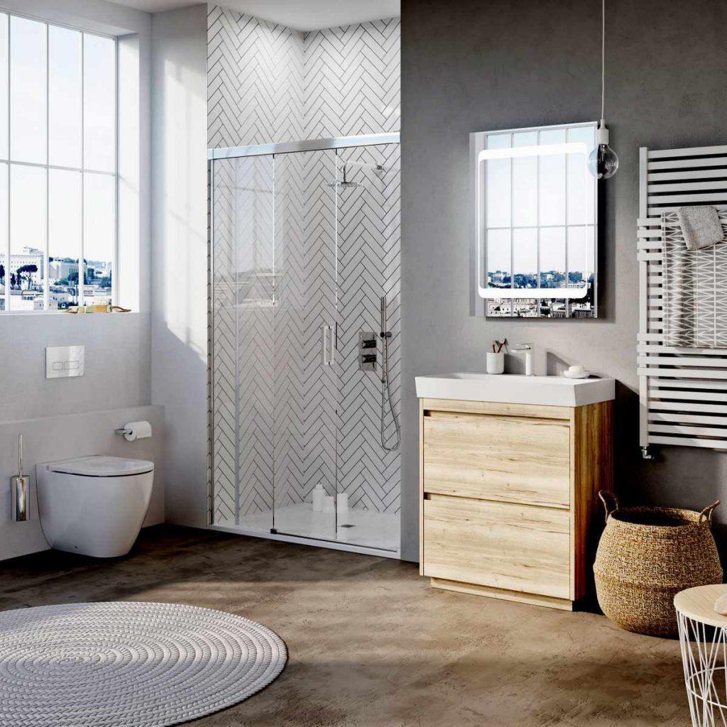 Crosswater Premium Ensuite Bathroom Package