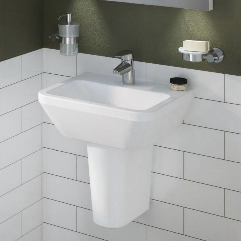 VitrA Integra Square Cloakroom Basin