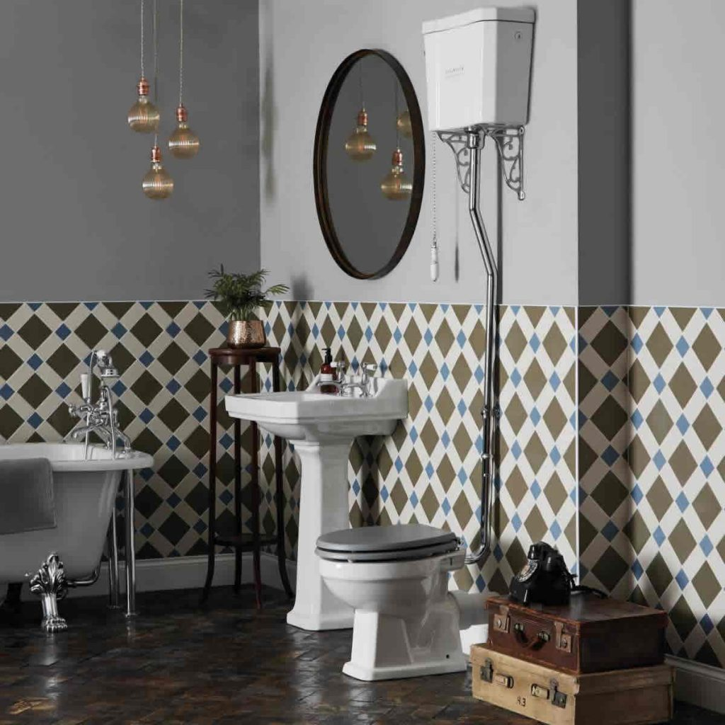 Bayswater Fitzroy High Level Toilet