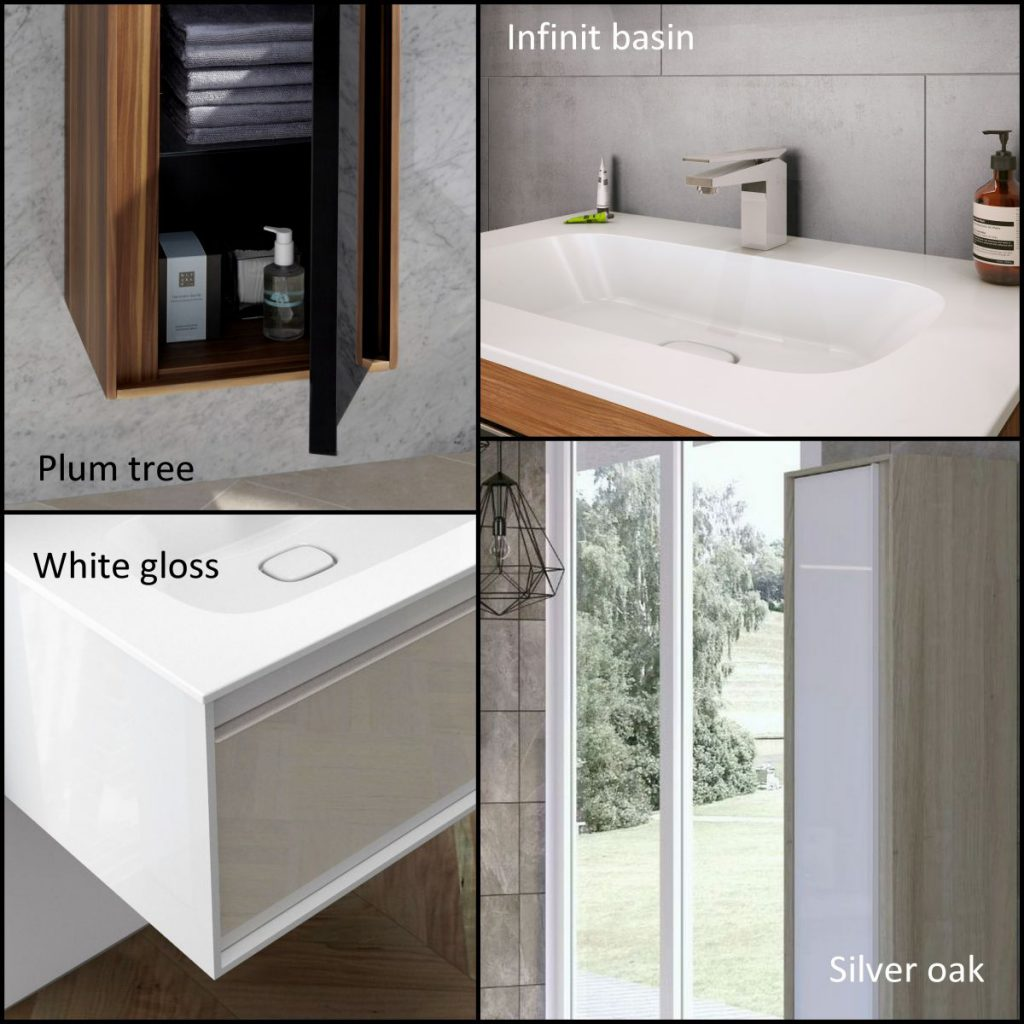 M-Line Infinit by VitrA Bathrooms