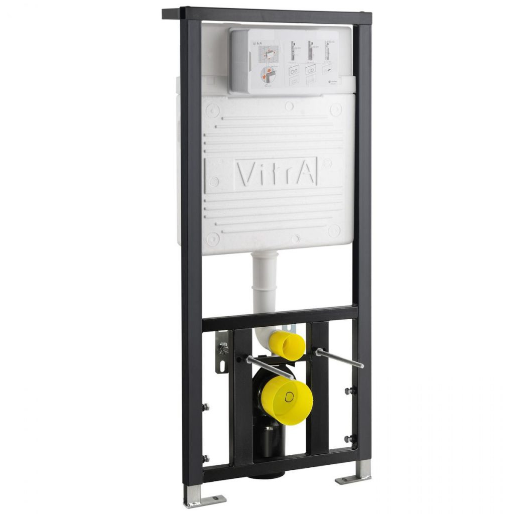 VitrA WC Frame Regular 12cm Depth