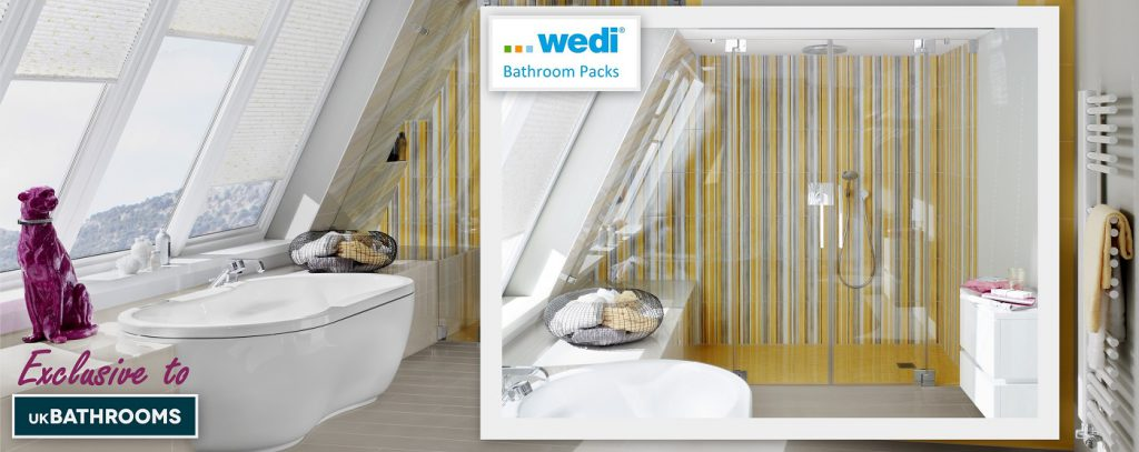 Wedi Packs UK Bathrooms