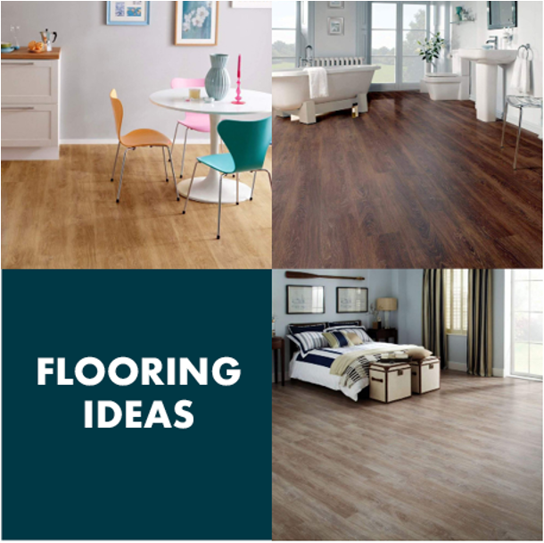 flooring ideas for shower rooms
