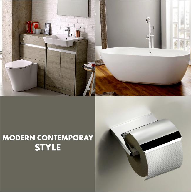modern contemporary ensuite bathroom