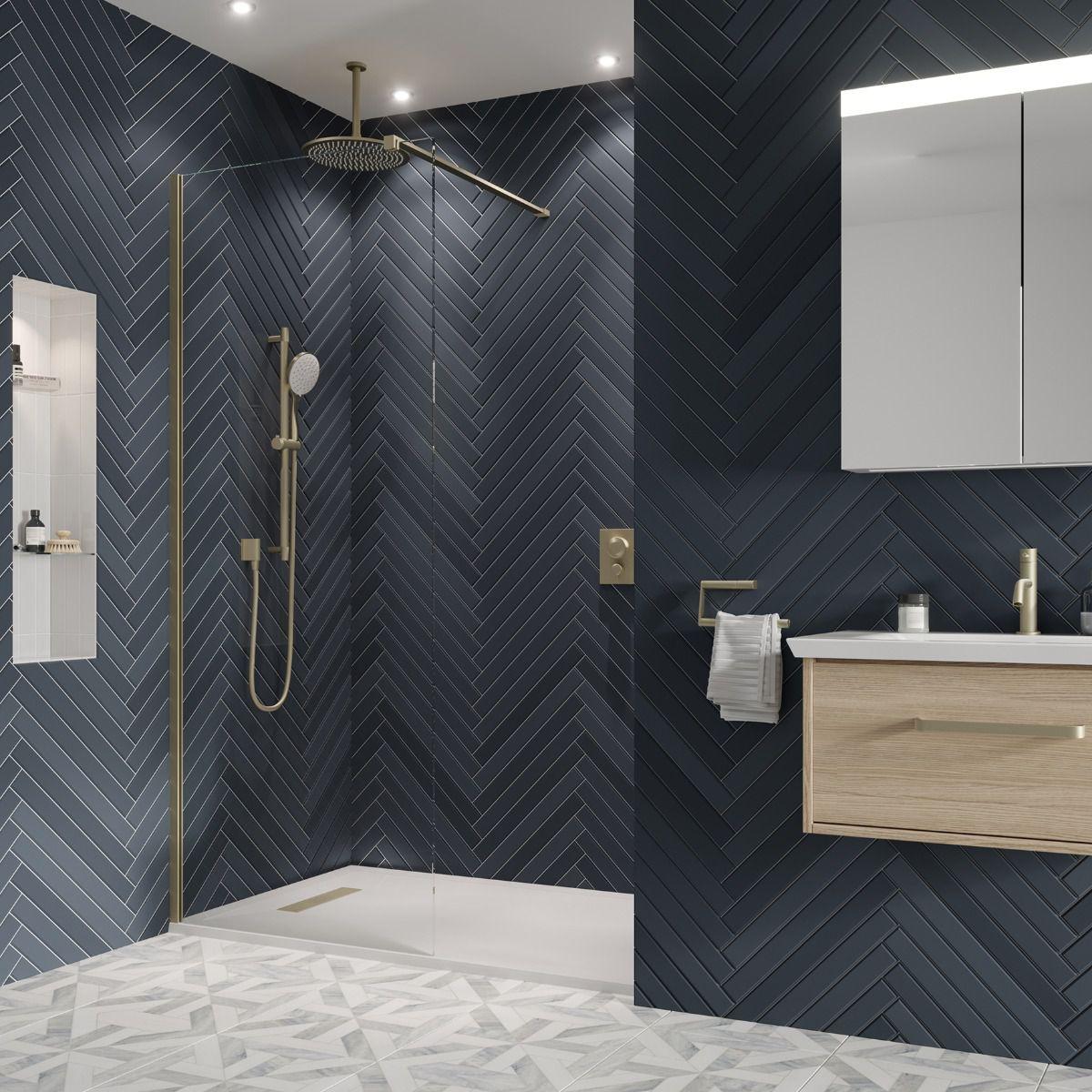 new 2021 shower room idea