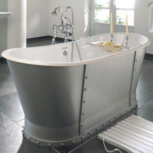 Imperial Baglioni iron bath