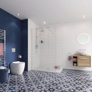 Crosswater main bathroom suite